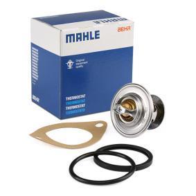 MAHLE ORIGINAL Thermostat, Kühlmittel TX 13 71D für AUDI COUPE (89, 8B) 2.3 quattro ab Baujahr 05.1990, 134 PS
