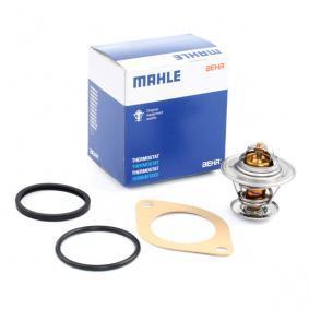 MAHLE ORIGINAL Thermostat, Kühlmittel TX 13 87D für AUDI COUPE (89, 8B) 2.3 quattro ab Baujahr 05.1990, 134 PS