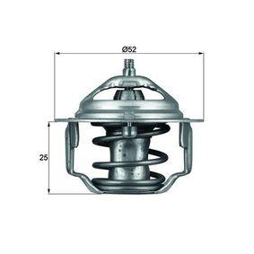 MAHLE ORIGINAL  TX 64 82 Termostato, Refrigerante
