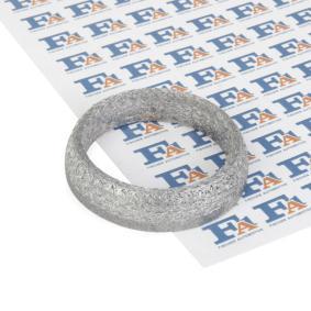 Dichtring, Abgasrohr Innendurchmesser: 54,2mm, Ø: 69mm mit OEM-Nummer 18107532927