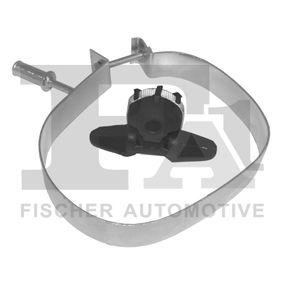 FA1  219-903 Halter, Schalldämpfer Metall