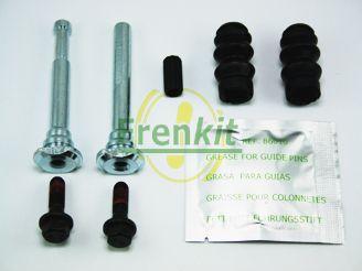 Guide Sleeve Kit, brake caliper FRENKIT 810004 expert knowledge
