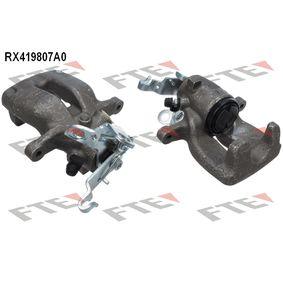 Étrier De Frein SKODA OCTAVIA Combi (1Z5) 2.0 TDI de Année 11.2005 140 CH: Étrier de frein (RX419807A0) pour des FTE