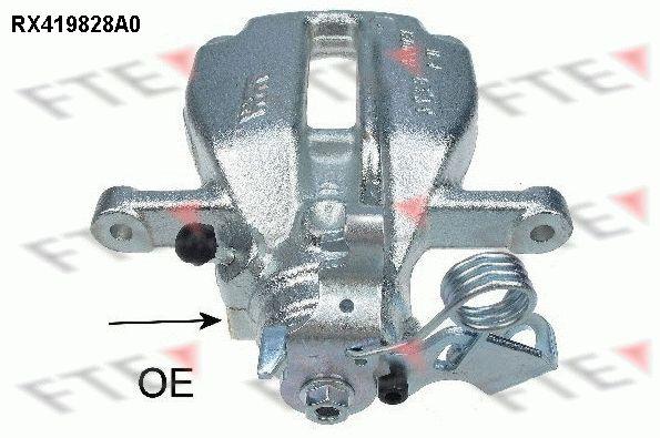 FTE  RX419828A0 Bremssattel