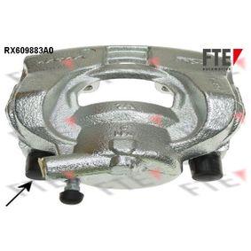 FTE Bremssattel RX609883A0 mit OEM-Nummer LR015387