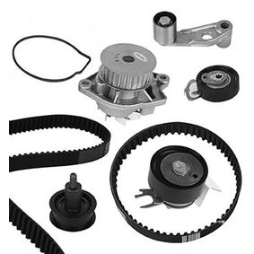Water pump and timing belt kit KP674-1 OCTAVIA (1Z3) 1.4 MY 2007