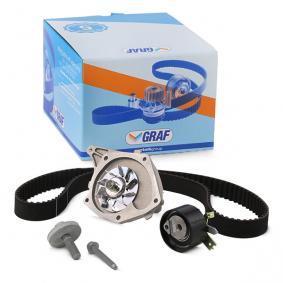 Wasserpumpe + Zahnriemensatz mit OEM-Nummer 1680 600 QA8