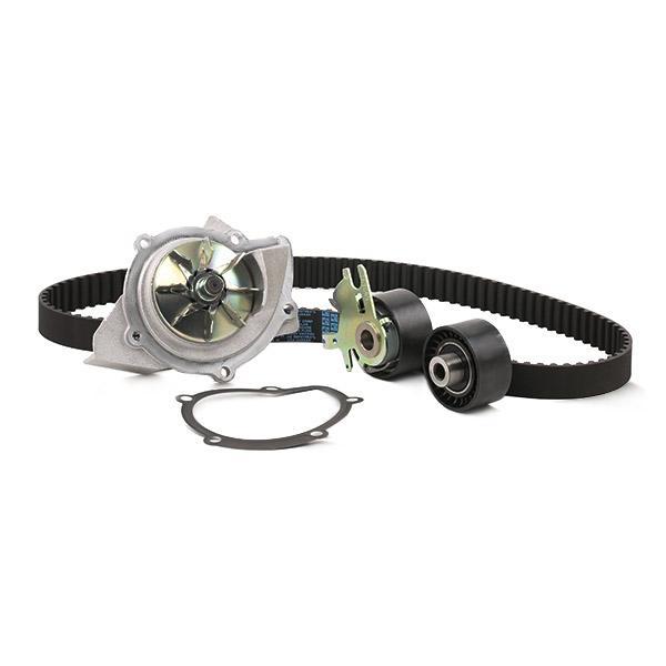 Water Pump + Timing Belt Kit GRAF KP861-2 rating