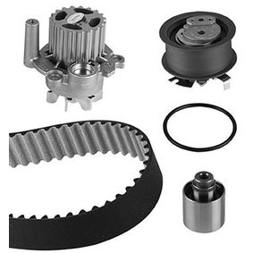 Water pump and timing belt kit with OEM Number 038198119C