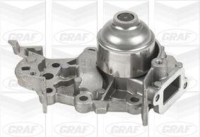 Kühlmittelpumpe PA820 GRAF PA820 in Original Qualität