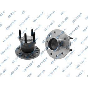 Radlagersatz Ø: 140mm mit OEM-Nummer 91 20 273