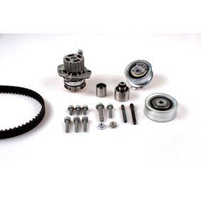 2011 Scirocco Mk3 2.0 TDI Water pump and timing belt kit PK06621