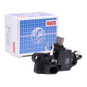 HITACHI Generatorregler 130570 für AUDI A4 (8E2, B6) 1.9 TDI ab Baujahr 11.2000, 130 PS
