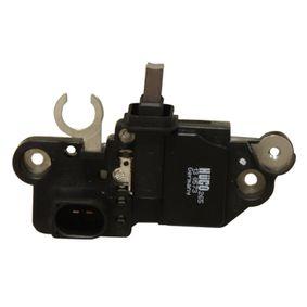 HITACHI Generatorregler 130573 für AUDI A4 (8E2, B6) 1.9 TDI ab Baujahr 11.2000, 130 PS