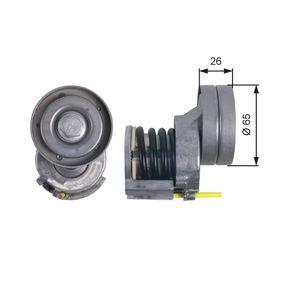 Touran 1T1, 1T2 1.4TSI Spannrolle, Keilrippenriemen GATES FleetRunner™ Micro-V® Kit T39023 (1.4 TSI Benzin 2009 CAVC)