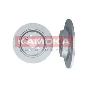 Bremsscheibe Bremsscheibendicke: 11mm, Lochanzahl: 5, Ø: 302mm mit OEM-Nummer LR 027123