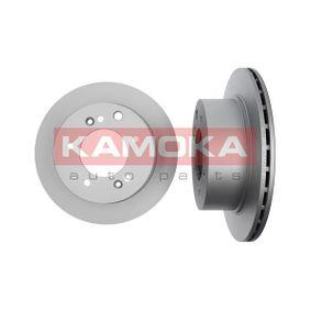 Bremsscheibe Bremsscheibendicke: 20mm, Lochanzahl: 5, Ø: 315mm mit OEM-Nummer 58411 3E300