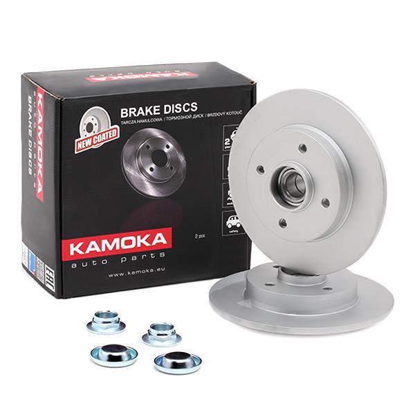 Brake Discs 1031132 KAMOKA 1031132 original quality