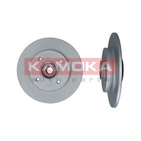Disco de travão Espessura do disco de travão: 9mm, N.º de furos: 4, Ø: 249mm com códigos OEM 4249-34