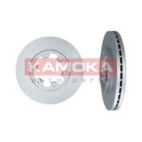 Bremsscheibe Bremsscheibendicke: 26mm, Lochanzahl: 6, Ø: 276,7mm mit OEM-Nummer 1 954 433