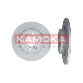 Bremsscheibe Bremsscheibendicke: 12mm, Lochanzahl: 4, Ø: 259mm mit OEM-Nummer 6001547683