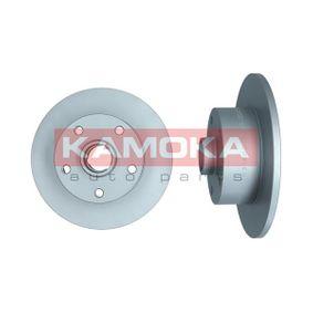 Bremsscheibe Bremsscheibendicke: 10mm, Lochanzahl: 5, Ø: 245mm mit OEM-Nummer 8D0 615 301B