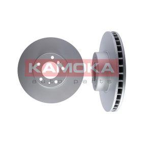 Bremsscheibe Bremsscheibendicke: 30mm, Lochanzahl: 5, Ø: 324mm mit OEM-Nummer 34111165859