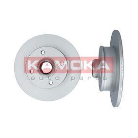 Bremsscheibe Bremsscheibendicke: 10mm, Lochanzahl: 4, Ø: 226mm mit OEM-Nummer 191 615 601 B