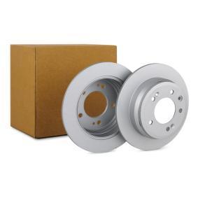 2012 KIA Ceed ED 1.6 Brake Disc 1033236