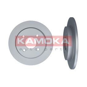 Brake Disc Brake Disc Thickness: 10mm, Num. of holes: 4, Ø: 253mm with OEM Number 95GB2A315B1C