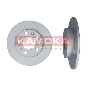 Bremsscheibe Bremsscheibendicke: 9mm, Lochanzahl: 5, Ø: 232mm mit OEM-Nummer 1J0615601