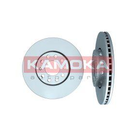 Bremsscheibe Bremsscheibendicke: 25mm, Lochanzahl: 5, Ø: 288mm mit OEM-Nummer 4A0615301E