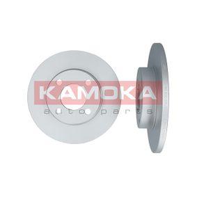 Bremsscheibe Bremsscheibendicke: 13mm, Lochanzahl: 4, Ø: 256mm mit OEM-Nummer 431615301