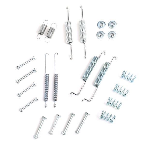 Zubehörsatz, Bremsbacken 1070010 KAMOKA 1070010 in Original Qualität