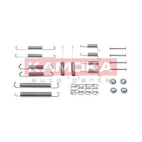 Zubehörsatz, Bremsbacken mit OEM-Nummer 701609531