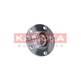Polo 9n 1.4TDI Radlager KAMOKA 5500024 (1.4 TDI Diesel 2002 AMF)