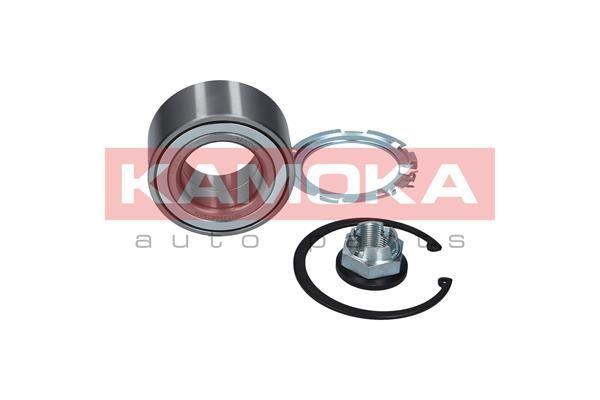 Kamoka 5600066 Juego de rodamientos de rueda