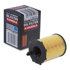 Ölfilter Ø: 65mm, Innendurchmesser: 26mm, Höhe: 80,5mm, Höhe 1: 99,5mm mit OEM-Nummer 30735878