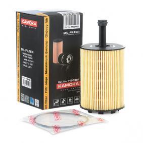 KAMOKA Oljefilter F100901 med OEM Koder 071115562C