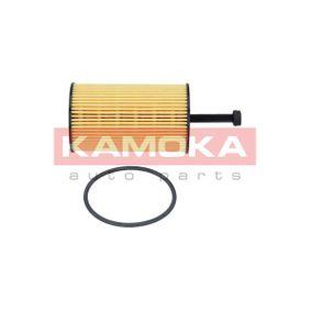 KAMOKA Oljefilter F103101 med OEM Koder 1109R6