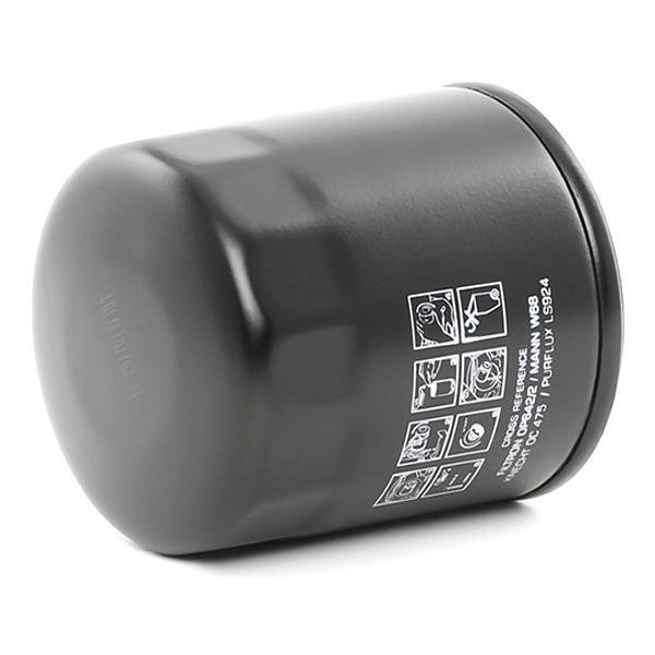 Ölfilter KAMOKA F104001 2238184220300