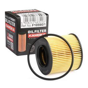 Ölfilter Ø: 65mm, Innendurchmesser 2: 33mm, Innendurchmesser 2: 33mm, Höhe: 73mm mit OEM-Nummer 03C115562