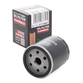 Oil Filter F113001 5 (CR19) 2.0 MY 2008