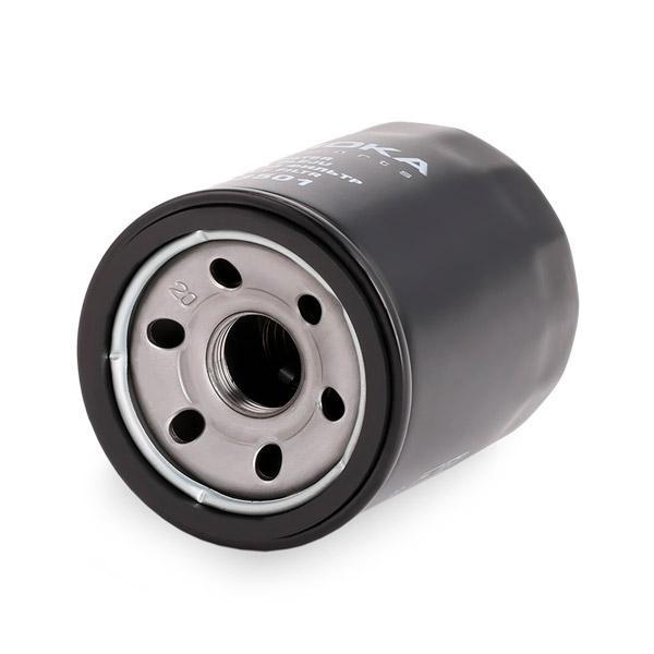 Olejový filtr KAMOKA F113501 odborné znalosti