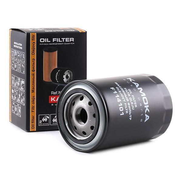 Ölfilter KAMOKA F114101 Erfahrung