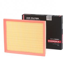 Air Filter Length: 293mm, Width: 237mm, Height: 42mm, Length: 293mm with OEM Number 58 34 282
