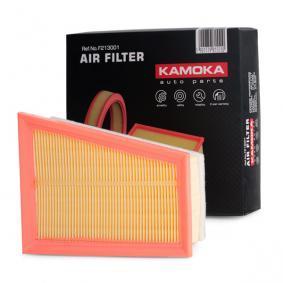 Renault Kangoo kc01 1.6 Luftfilter KAMOKA F202101 (1.6 Benzin 2000 K7M 746)