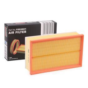 Air Filter F221401 3008 (0U_) 2.0 HDi MY 2010