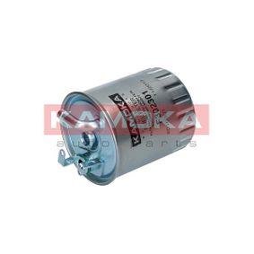 Kraftstofffilter Höhe: 107mm mit OEM-Nummer 611 092 0201