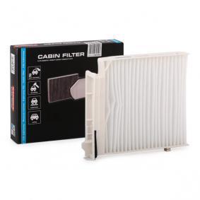 Filter, interior air F401901 Note (E11, NE11) 1.5 dCi MY 2009